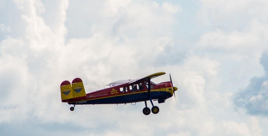 Photo d'avion lors du meeting aérien sur Toulouse ( Lherm) 16