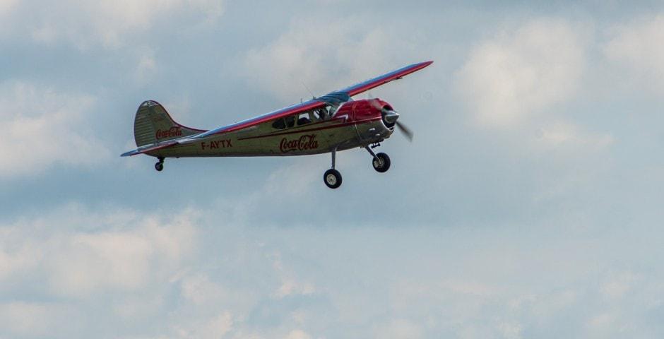 Photo d'avion lors du meeting aérien sur Toulouse ( Lherm) 15