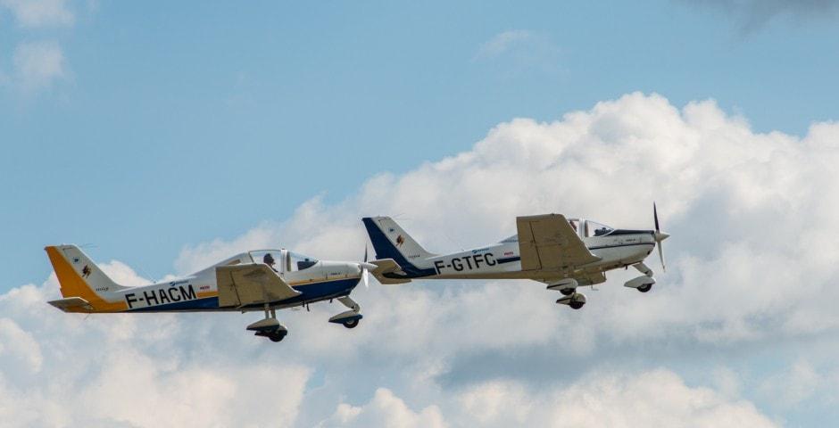 Photo d'avion lors du meeting aérien sur Toulouse ( Lherm) 12