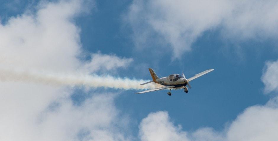 Photo d'avion lors du meeting aérien sur Toulouse ( Lherm) 8