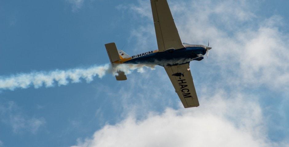 Photo d'avion lors du meeting aérien sur Toulouse ( Lherm) 7