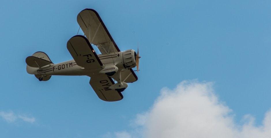 Photo d'avion lors du meeting aérien sur Toulouse ( Lherm) 6
