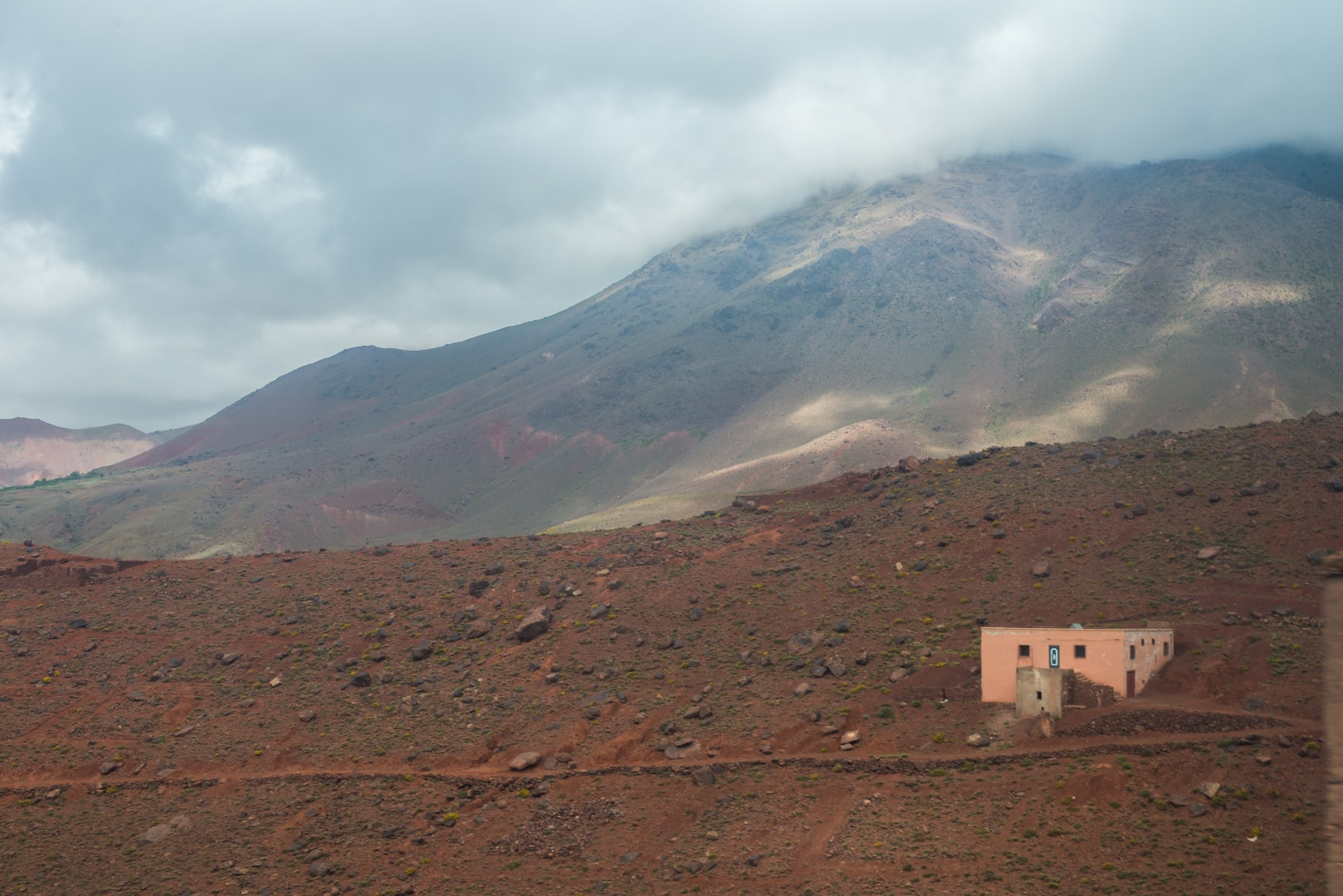 photo de l'Atlas prise lors d'un voyage au Maroc 4
