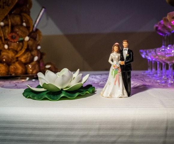 Photo macro Mariage - Sujet mariage