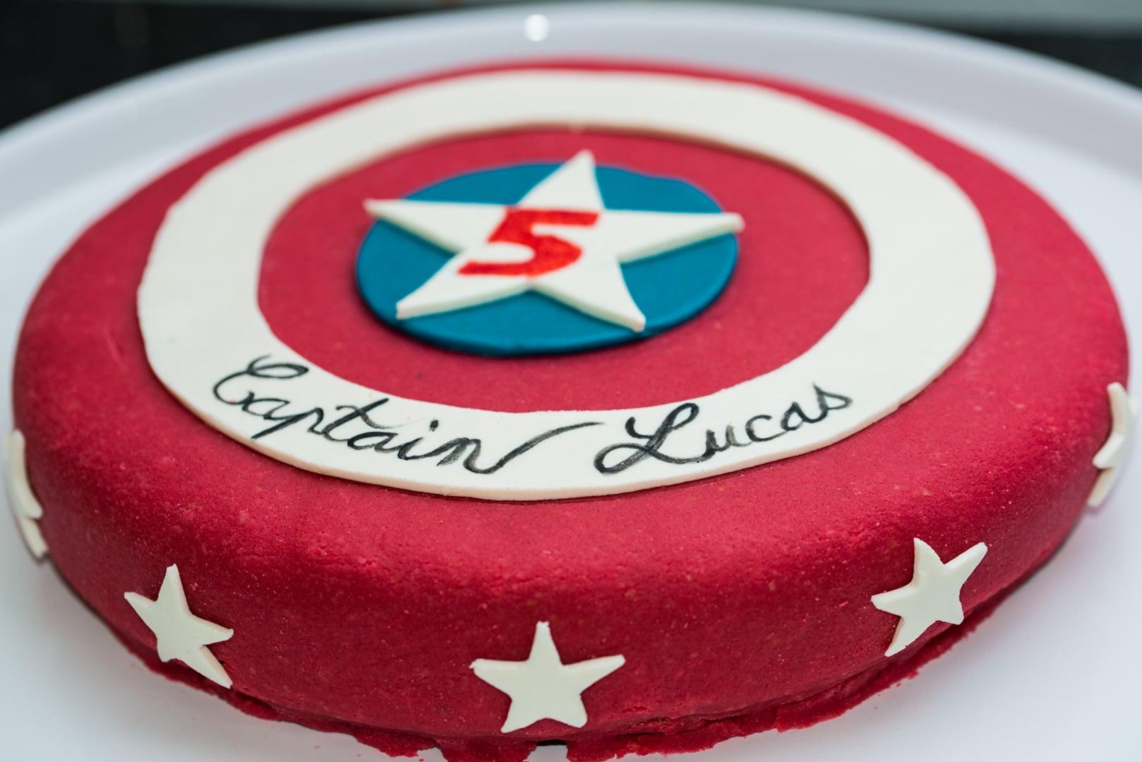 Photographe Gâteau anniversaire Lucas 5 ans