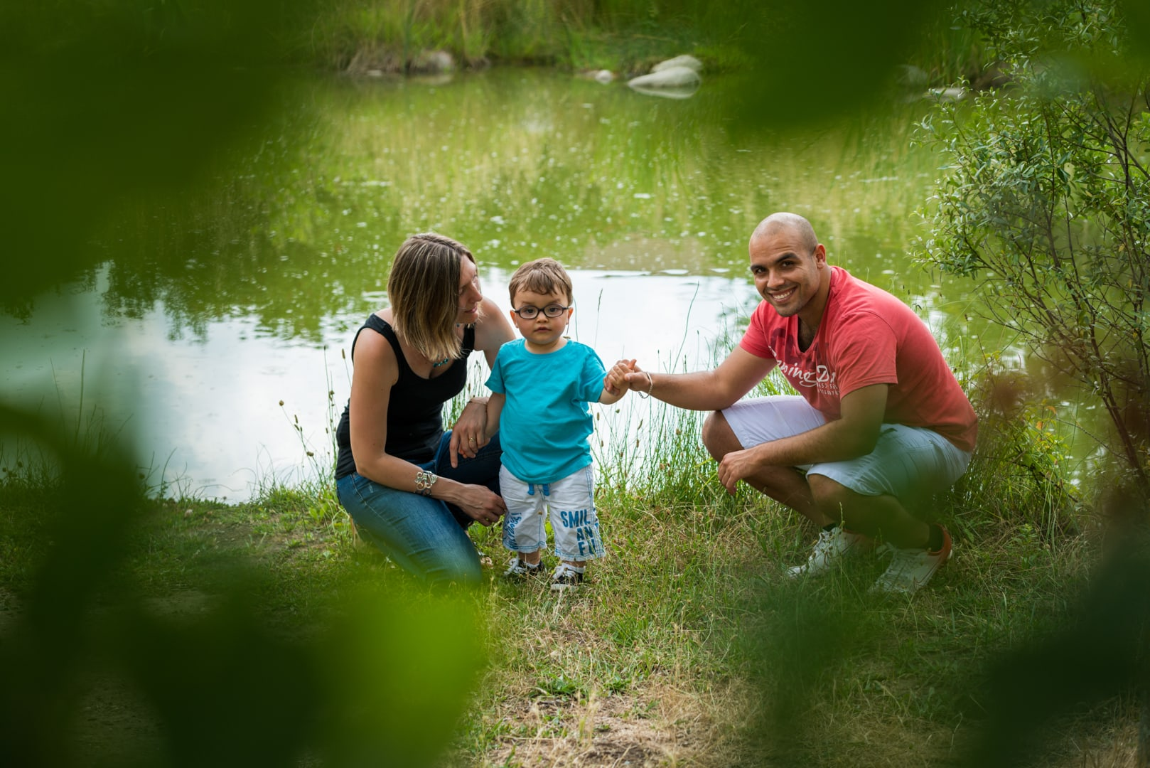 Photographe famille naturel Toulouse