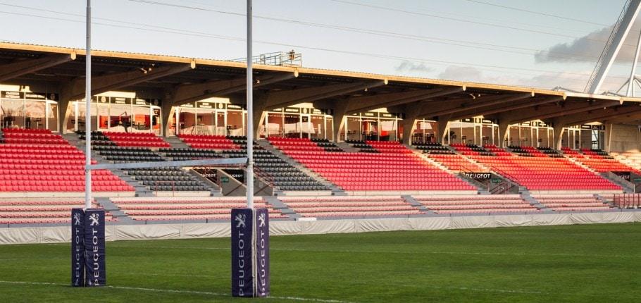 Photo officielle du Stade Toulousain : saison 2014-2015