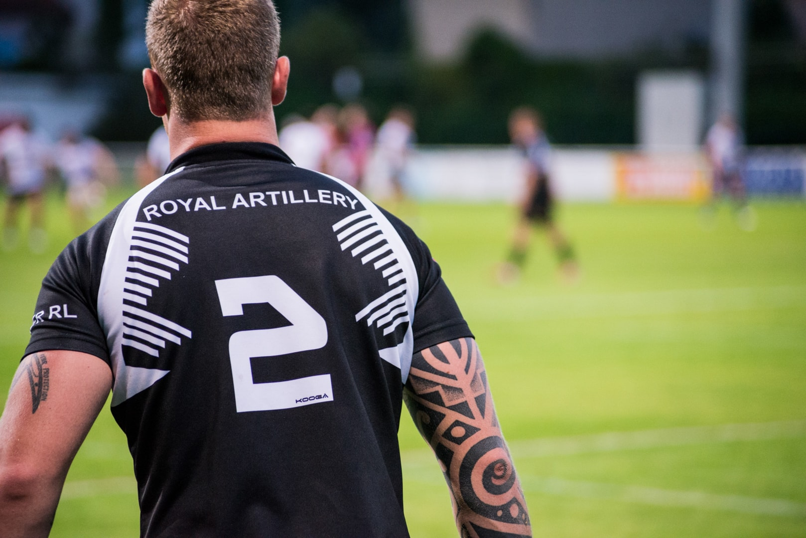 Photo Rugby - TO XIII - Royal Artillery