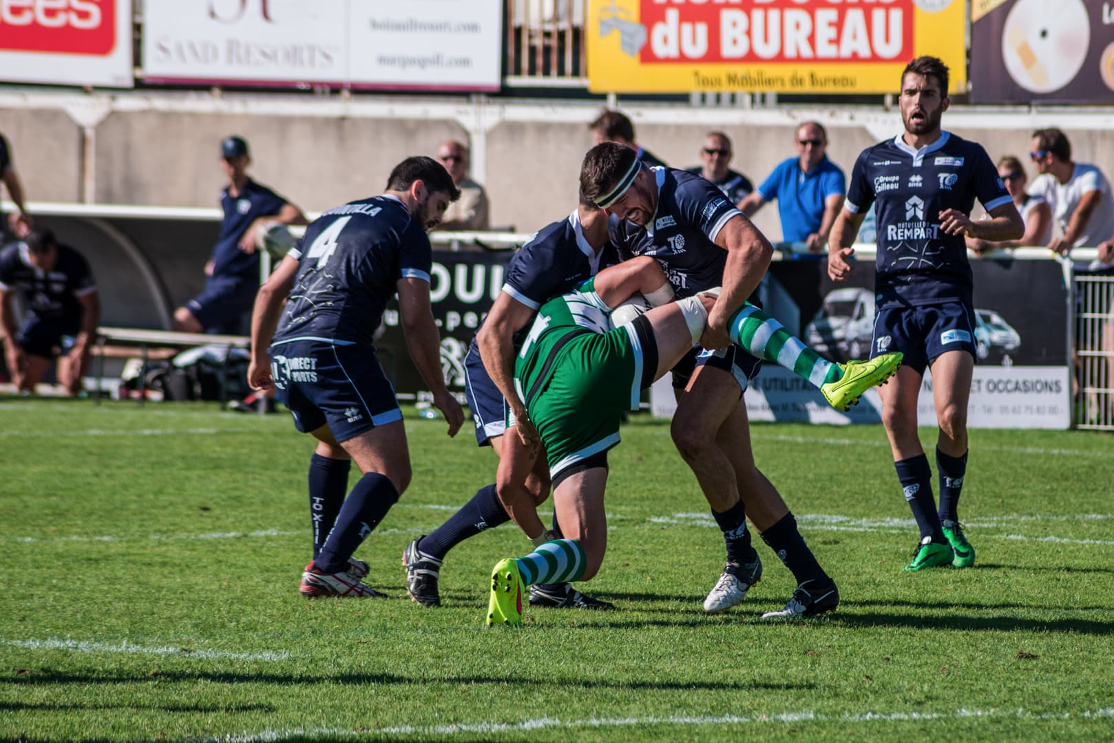 Photographe sport Toulouse - TO XIII - img13