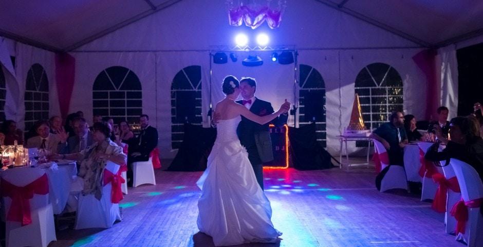 1ère danse des mariés