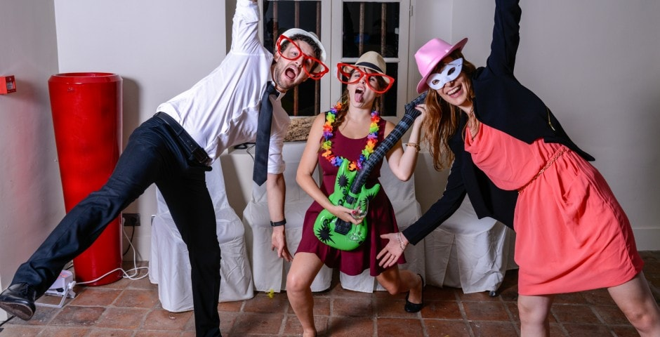 Animation photobooth mariage 2