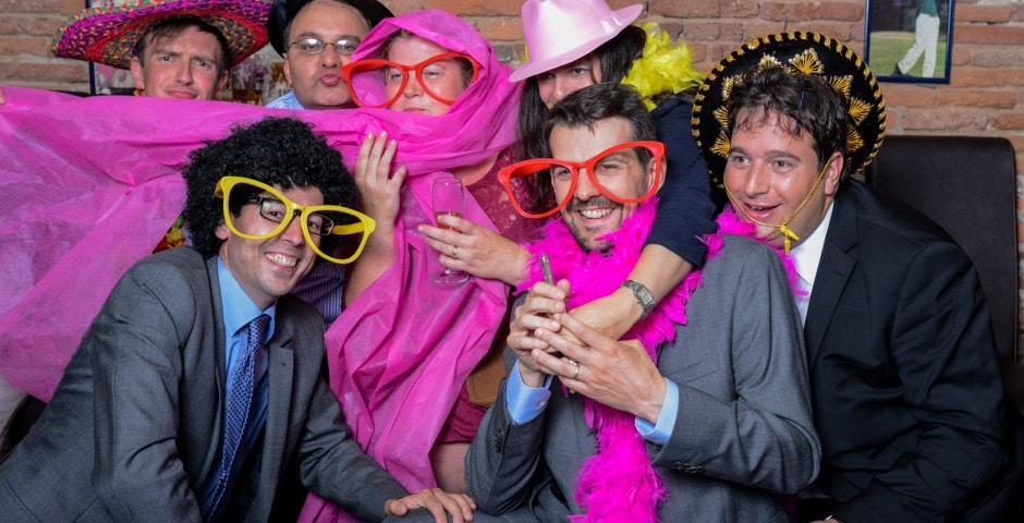 Photobooth wedding Toulouse