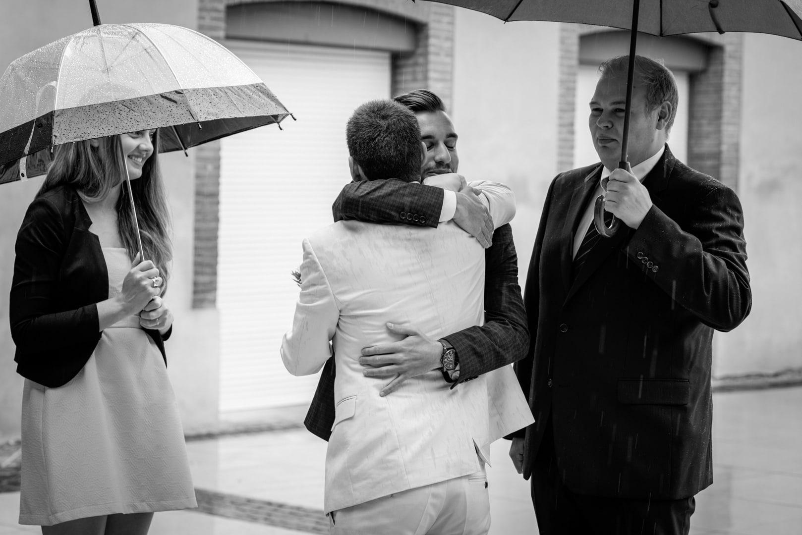 retrouvaille lors d'un mariage toulouse