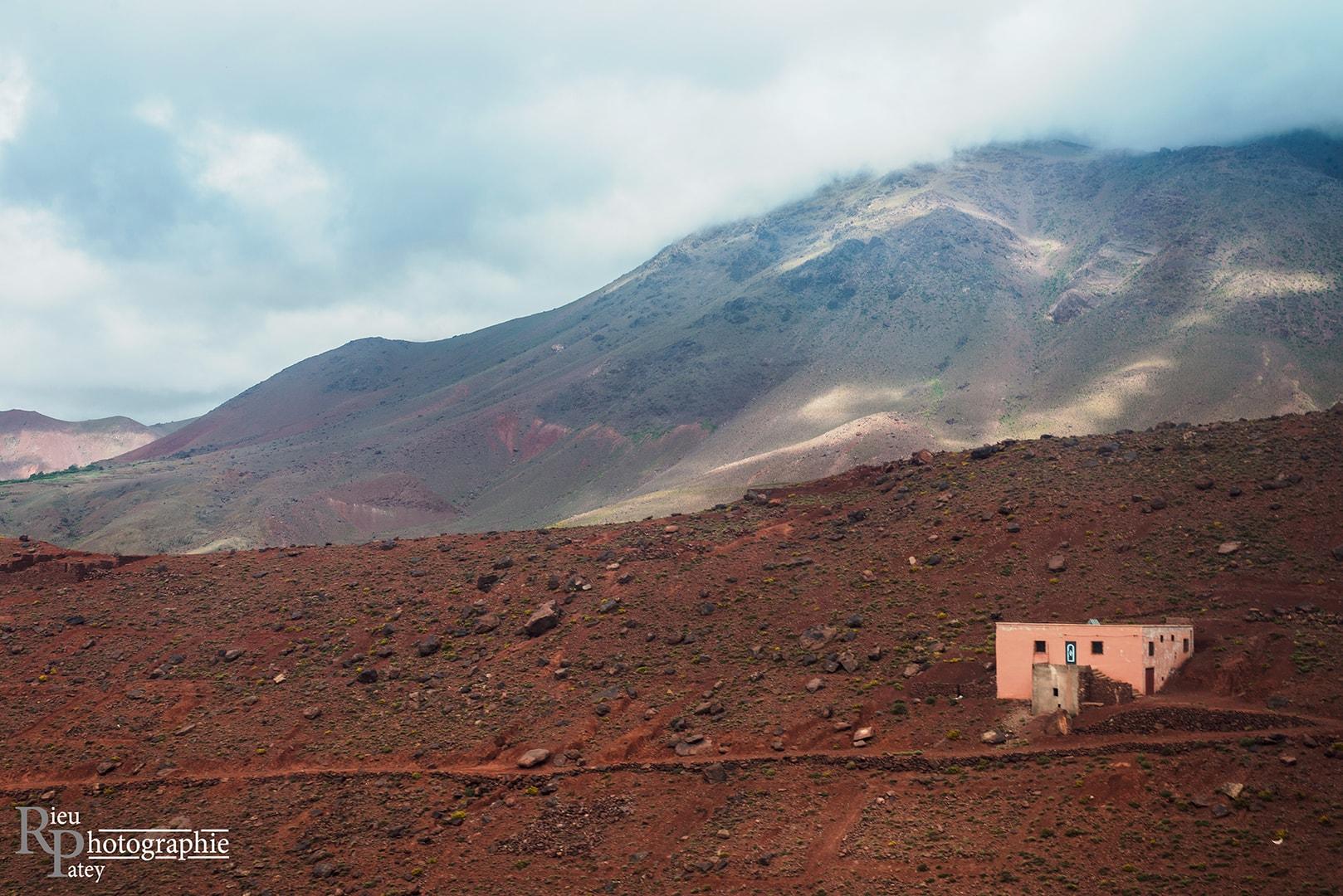 Photo du maroc - Atlas - paysage